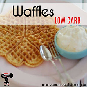 Waffles Low Carb