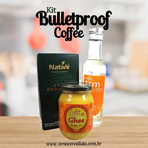 O poderoso BulletProof Coffee