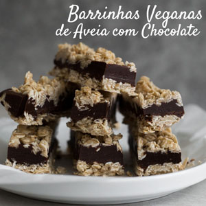barrinhas veganas